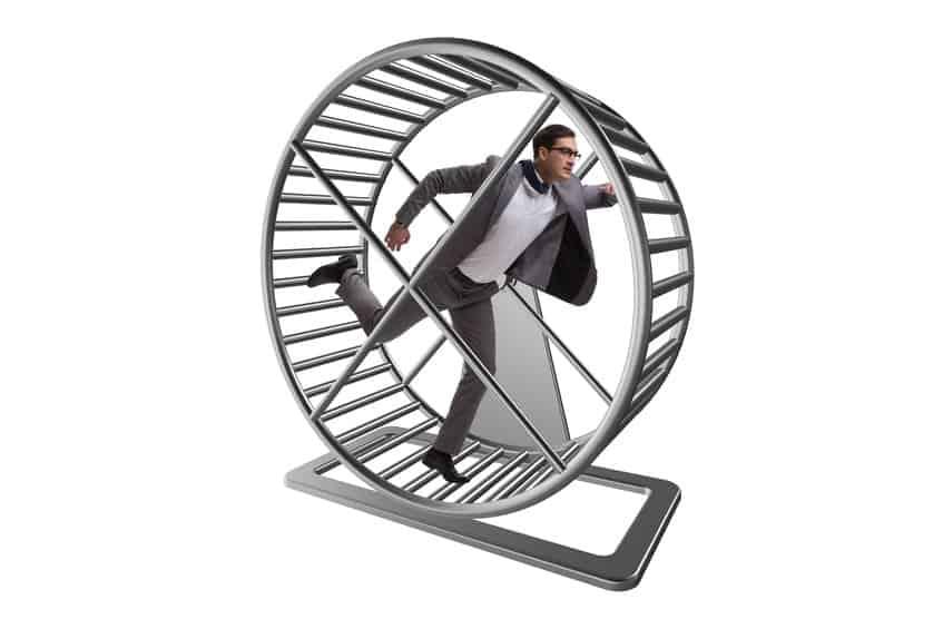 Off The Hamster Wheel